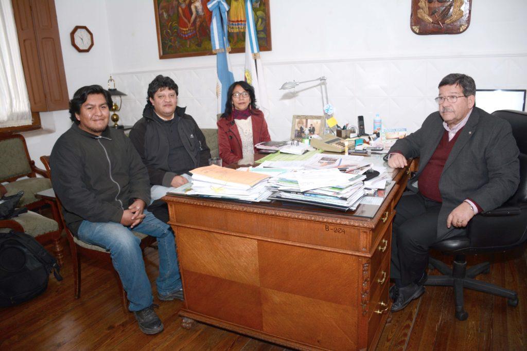 290816 TURISMO homenaje pachamama en casa de gobierno